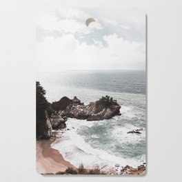 Wild Beach 2 Cutting Board