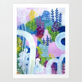 Canyonland Art Print