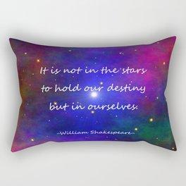 Our Destiny Rectangular Pillow