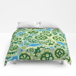Gearwheels Comforters
