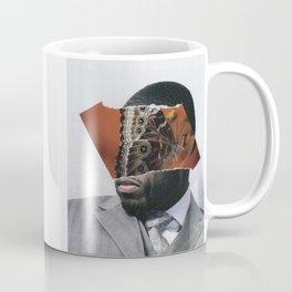Mr. Butterfly Coffee Mug
