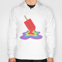 popsicle Hoodies featuring Popsicle by BTP Designs