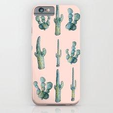 cactus!! iPhone 6s Slim Case