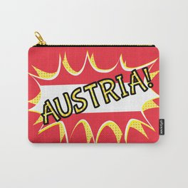 Austria Carry-All Pouch
