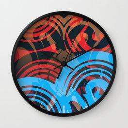 8718 Wall Clock