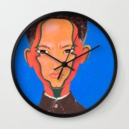 Little Kim Wall Clock