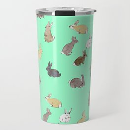 Bunches of Buns Travel Mug