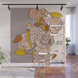 All we need is roses Wall Mural