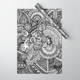 Doodle 17 Wrapping Paper
