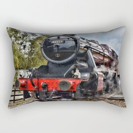 Stanier 48624 colour, landscape Rectangular Pillow