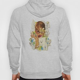 Blaise   Collage Hoody