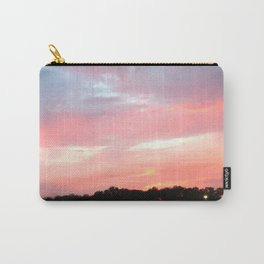 """"""" APRIL SUNSET """" Carry-All Pouch"""