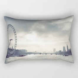 London... Rectangular Pillow
