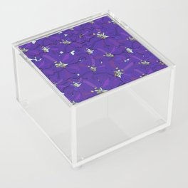 Larkspur Love Acrylic Box