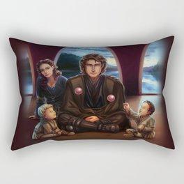 Twilight Training Rectangular Pillow