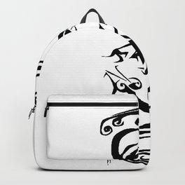 Celtic Dragons Backpack