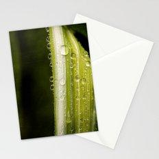 Garden Raindrops Stationery Cards