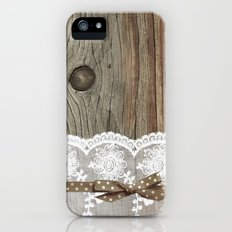 FRENCH LACE Slim Case iPhone (5, 5s)