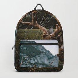 Deer in Yosemite Valley Backpack