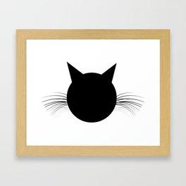 Le Cat Framed Art Print