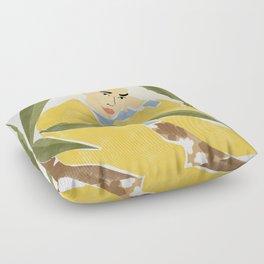 Thinking Floor Pillow