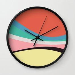june spectrum Wall Clock