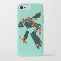 Foxes & The Robot Slim Case iPhone 7