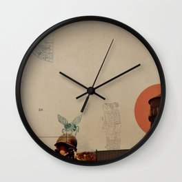 WaterTower Wall Clock