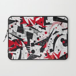 Constructivism Laptop Sleeve