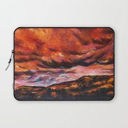 July in New Mexico Laptop Sleeve