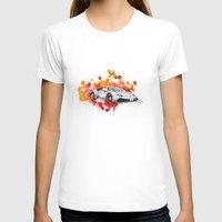 lamborghini T-shirts featuring Lamborghini Huracan by Claeys Jelle Automotive Artwork