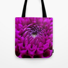Pink Dahlia #1 #art #society6 Tote Bag