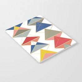 Triangular Affair Notebook