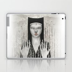 Forest Girl Laptop & iPad Skin