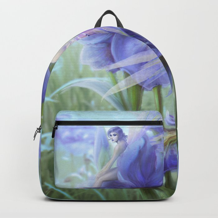 Imagine - Fantasy iris fairies Backpack