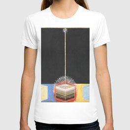 """Hilma af Klint """"The Dove, No. 03, Group IX-UW, No. 27"""" T-shirt"""