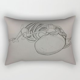 Top View Rectangular Pillow