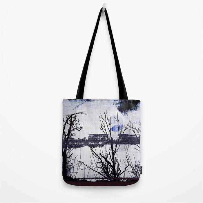 Mediator ~ Abstract Tote Bag