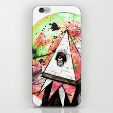 Sandman iPhone & iPod Skin