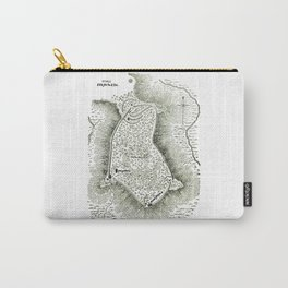 Earthworks at Fort Hill Carry-All Pouch