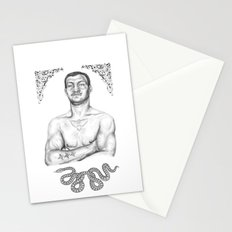 Belligerence Stationery Cards