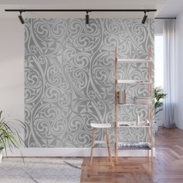 Celtic Warlord silver Wall Mural