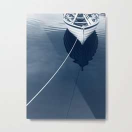 Row Row Row Your Boat Metal Print