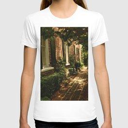 Beautiful Charleston Alley T-shirt