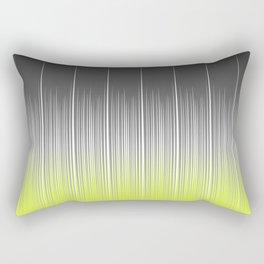 black and yellow background #society6 #decor #buyart #artprint Rectangular Pillow