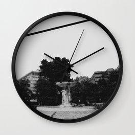 Ties Wall Clock