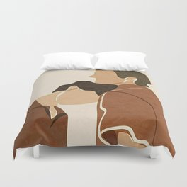 Call me by your name Movie Fanart Duvet Cover
