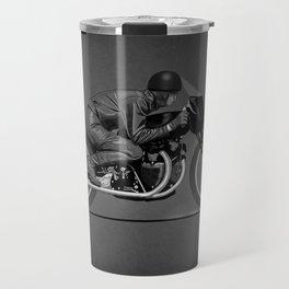 Black Lightning Works Racing Travel Mug