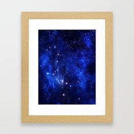 The Sky Full of Stars Framed Art Print