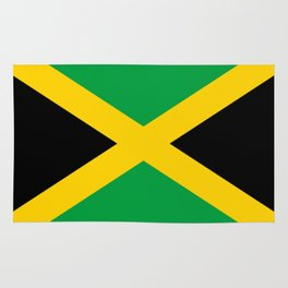 Flag of Jamaica Rug